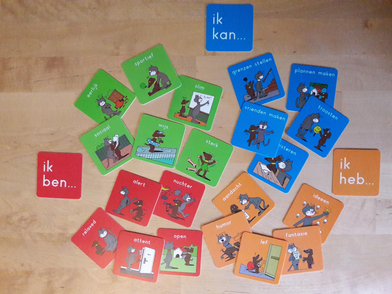 spel kindercoaching en kindercounseling bij HaptonomiePlus