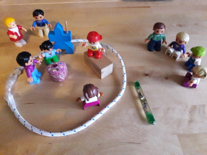 spelvorm kindercoaching en kindercounseling bij HaptonomiePlus