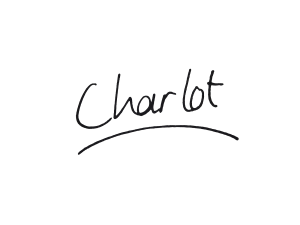 Handtekening Charlot Matthijsse